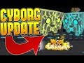 NEW CYBORG AND TIER 16 PETS UPDATE IN PET SIMULATOR - Roblox