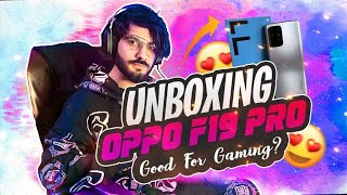 Unboxing | IS OPPO F19 Pro Good for Gaming?