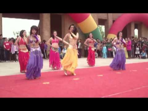 OM YOGA  BELLY DANCING SHANDONG CHINA