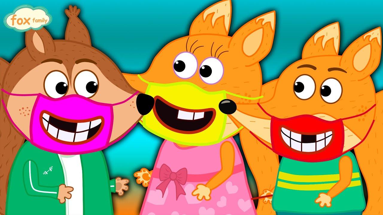 Fox Family español nueva temporada usa tus máscaras | Capitulos Completos aventuras para niños #327