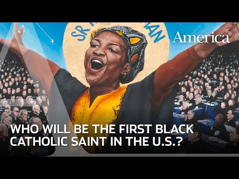 Who will be the first Black Catholic saint in the United States?