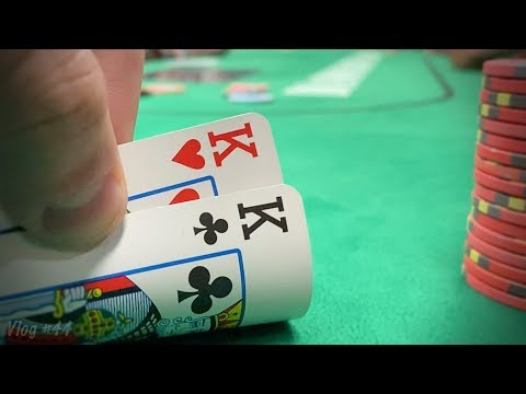 Ridiculous Poker Hands | Poker Vlog #44