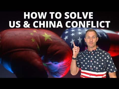How to End Tension Between the US and China