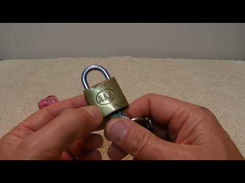 ASMR - Locks - Australian Accent - Describing each Lock in a Quiet Whisper