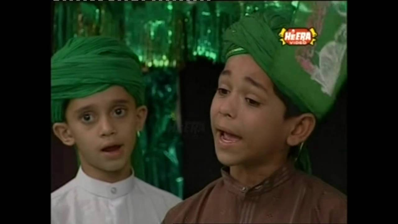 Download Mere Aaqa Aaye - Farhan Ali Qadri - OSA Official HD Video