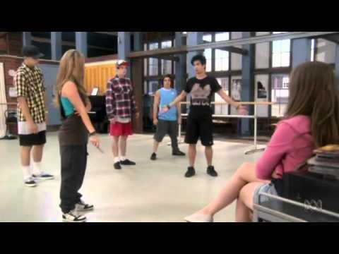 2x05 Академия танца (Танцевальная академия) / Dance Academy (2012)