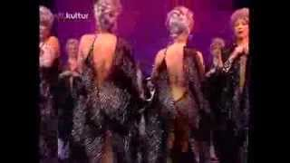 ZDF Starparade Ballet - Bionic Boogie - Starparade TX: 10/02/1977