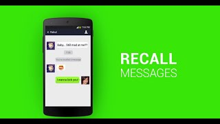 vuclip WeChat Quickies: Recall Messages Instantly