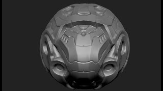 Zbrush - Hard Surface - Part 1