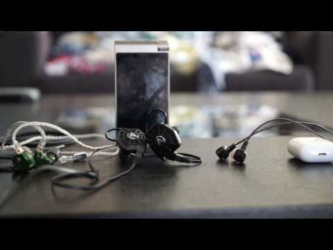 Cayin i5 Digital Audio Player Comparison Review