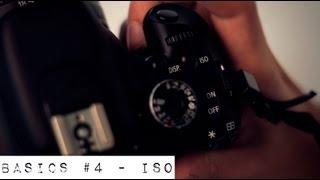 WAS IST ISO ? FOTOGRAFIEREN LERNEN - BASICS #4