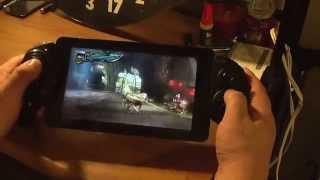 God of war 2- Shield tablet- iPega 9023(Gamestream)