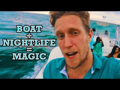 MAGICAL CARTAGENA NIGHTS (BOAT & NIGHTLIFE GUIDE)