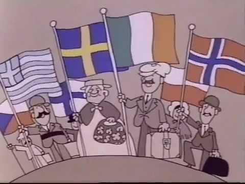 The Great American Melting Pot Schoolhouse Rock
