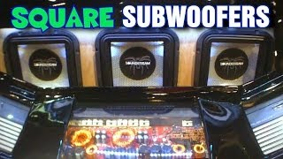 """Square Subwoofers on Termlab 