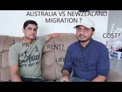 Life In Australia Vs Newzealand -ഓസ്ട്രേലിയ ആണോ ന്യൂസിലൻഡ് ആണോ നല്ലത്???-Video By Anoop