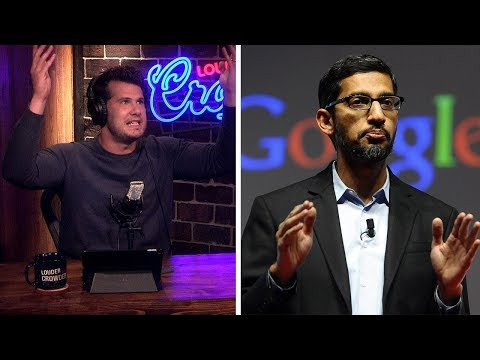 EXPOSED: Google's Entirely Far Left Leadership!    Louder With Crowder