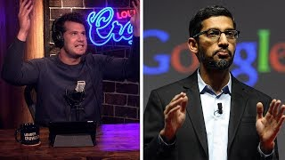 EXPOSED: Google's Entirely Far Left Leadership!  | Louder With Crowder thumbnail