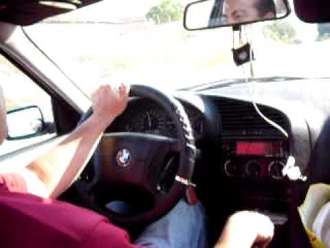 BMW E36 M43 racing KIRDJALI