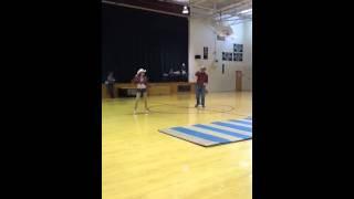 Sophomore couple dance 2012