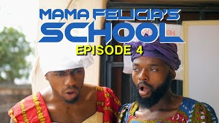 How to make wedding Gown | Mama Felicia's school Episode 4 (Josh2Funny)