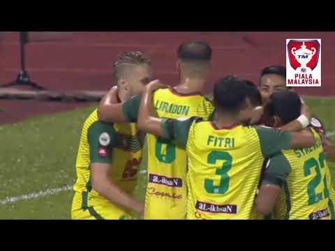 Selangor vs Kedah 2 - 3 | Suku Akhir Pertama Piala Malaysia 2017
