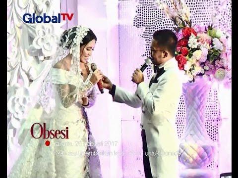 Romantic Journey, Gelaran Musik Cerita Satu Tahun Cinta Denada dan Ihsan Tarore - Obsesi 27/02