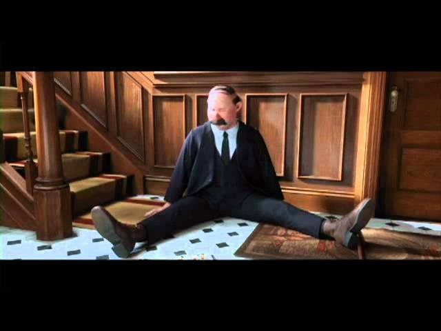Tintins Aventyr Enhorningens Hemlighet Trailer B Youtube
