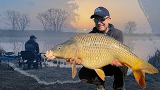 Gábor Döme - Coldwater Feeder Fishing for Carp part 26. - When Spring kicks in