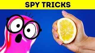 DIY Trick Only Secret Agents Use