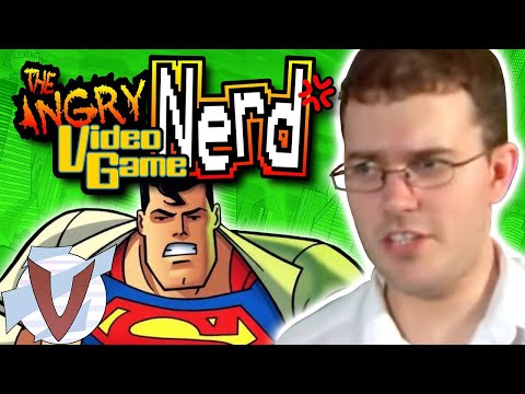 Superman 64 [AVGN 51 - RUS RVV]
