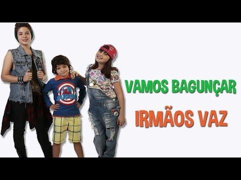 Vamos Bagunçar (Clipe com Letra) Tema Joaquim, Júlia e Felipe - Denis de Sampa / C1R