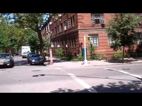 Carroll Street, Park Slope, Brooklyn USA