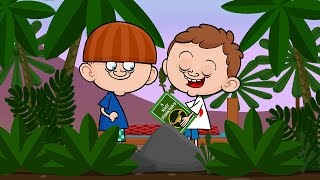 Tomi mesék - Tomi és a Dínó