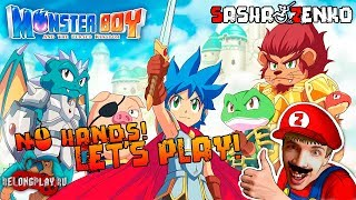 Monster Boy and the Cursed Kingdom Gameplay (Chin & Mouse Only)