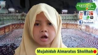 #QuranwithMujahidah - Mujahidah Membaca Quran Surat Asy-syams - Pesantren Tahfidz Online