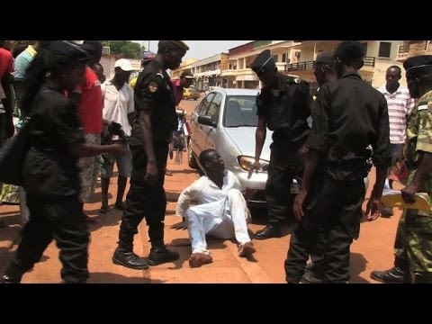 Central Africa police arrest alleged Seleka rebel