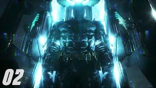 Batman Arkham Knight Audio Latino pt 2 (Nuevo Traje)