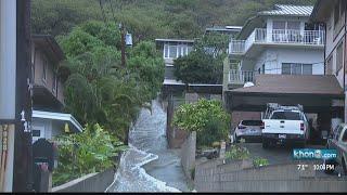 East Honolulu residents call Monday flood similar to 2018