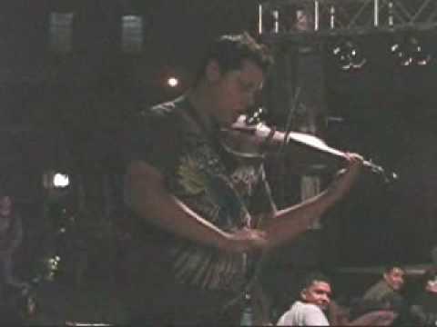 Patrick Contreras plays the Fresno Met Grand Re- Opening