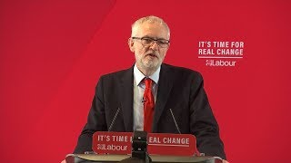 Campaign Live: Jeremy Corbyn speaks on Labour's plans for adult education | ITV News