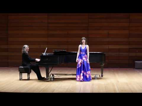 Bailey Snelgrove Senior Recital - Southern Oregon University