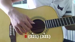 9 cách chơi điệu Valse và Boston (Slow Valse) thông dụng nhất dành cho guitar