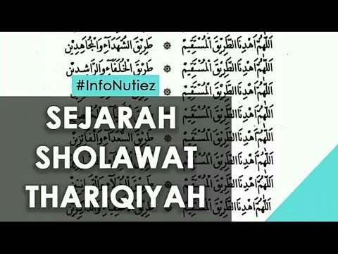 Sejarah Sholawat Nariyah Nutizen