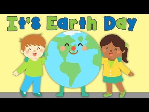 Earth Day Song for Kids Encourage kids to Reduce Reuse & Recyle