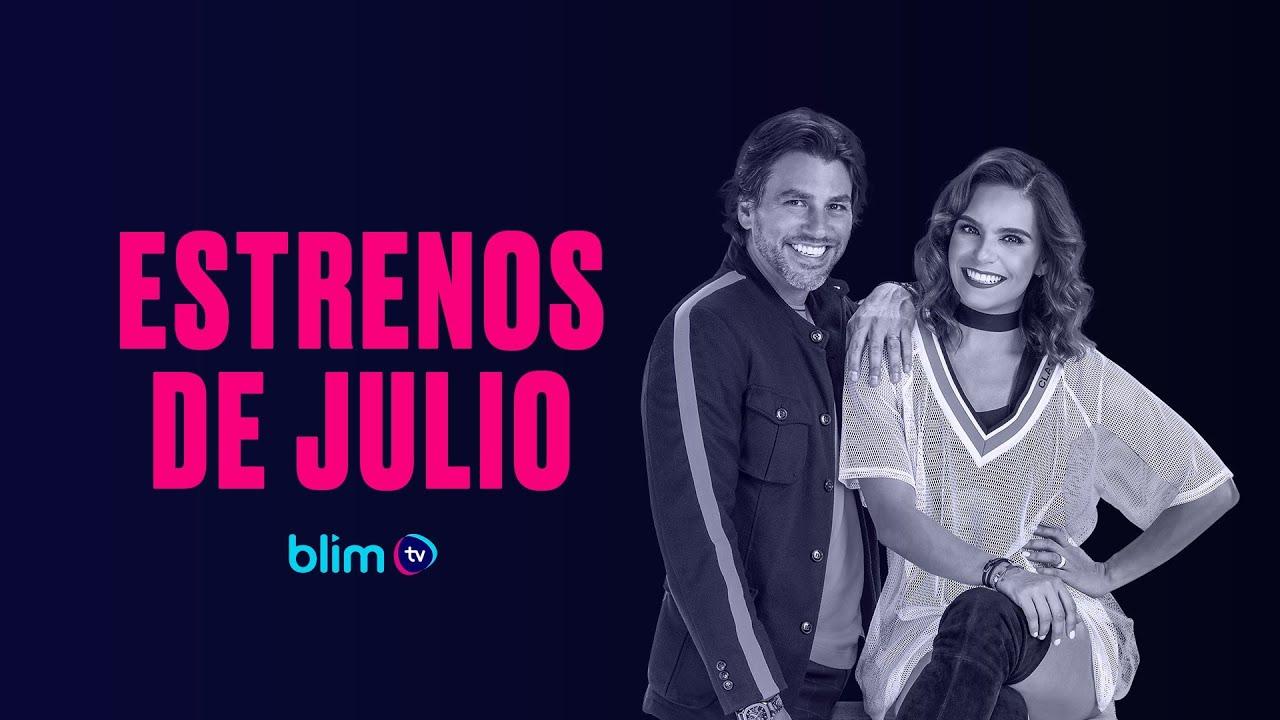 Julio de estrenos familiares   blim tv