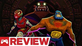 Guacamelee 2 Review (Video Game Video Review)