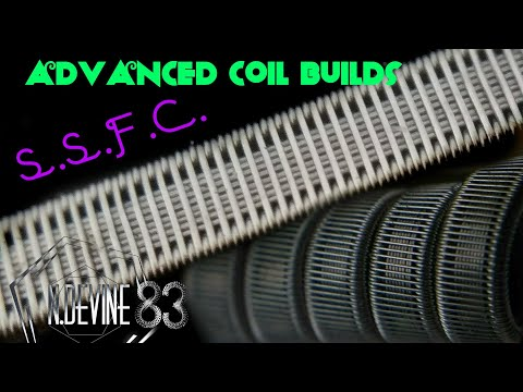 Advanced coil builds- staple stagered fused clapton- n.devine83 - vaping