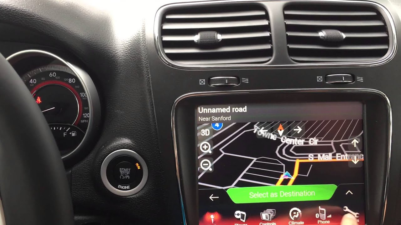 Other Parts Humorous 2015-2016 Dodge Challenger Uconnect Rearview Camera Interface Add Rearview Cam To Ensure Smooth Transmission