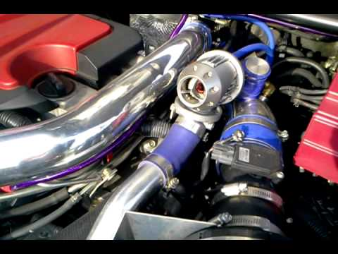 Fiat Bravo 1.4T-jet with installed HKS SSQV Blow off - YouTube